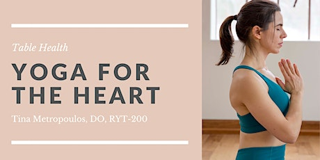 Yoga for the Heart tickets