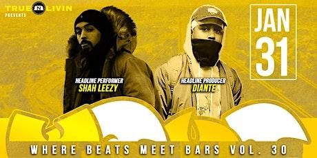 Where Beats Meet Bars Vol.30 tickets