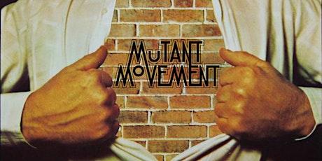 Mutant Movement VII: New Wave, Punk & Goth tickets