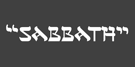 """""""Sabbath"""" tickets"""