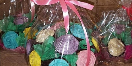 Cupcake Bouquet - Baking and  Decorating  Class tickets
