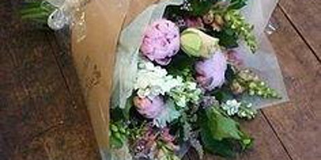 Hand Tied Bouquet - Debenhams Preston tickets