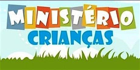 Super Seminário - MINISTÉRIO COM CRIANÇAS na TAQUARA - RJ