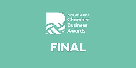 Chamber Business Awards - Final tickets