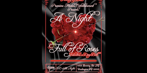 P.M.E. A Night Full of Roses Valentines Day BALL