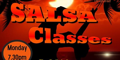 Wolverhampton Monday Salsa Classes tickets