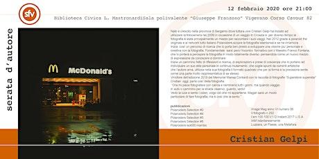 Serata d'autore con Cristian Gelpi biglietti