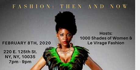 Black History Month Celebration In Fashion  tickets