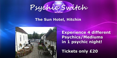 Psychic Switch - Hitchin tickets