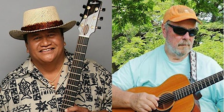 Led Kaapana with Fran Guidry tickets