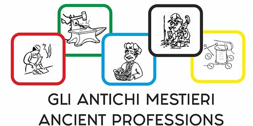 ANTICHI MESTIERI/ANCIENT PROFESSIONS (free donation)