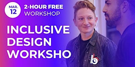 Inclusive Design Workshop | Design for Diversity |  Berlin tickets