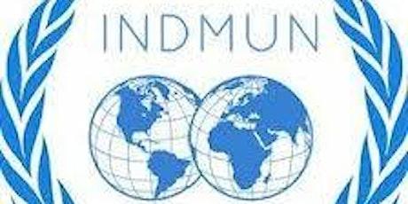 INDMUN 2020 tickets