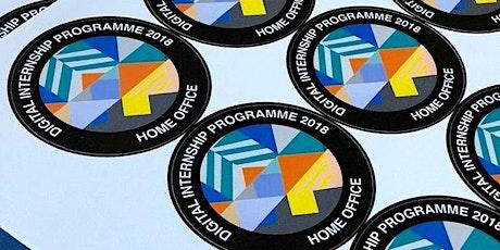 Copy of Home Office Digital Internship Programme Open Evening tickets