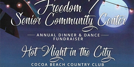 Hot Night in the City Dinner Dance Fundraiser tickets