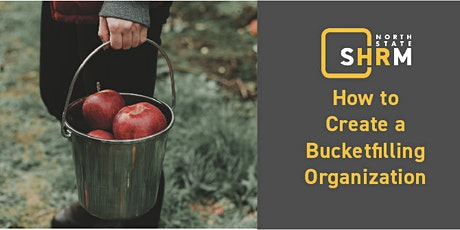 How to Create a Bucketfilling Organization tickets