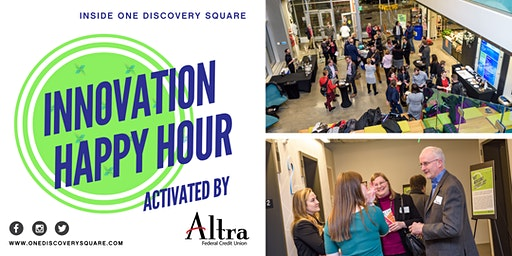 Innovation Happy Hour activated by Altra Federal Credit Union