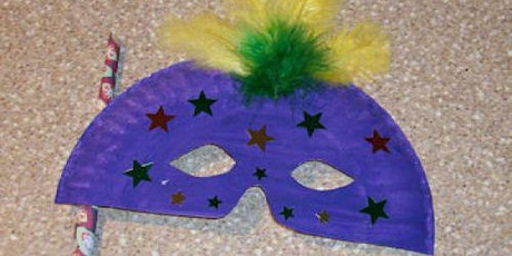 Mardi Gras Craft tickets