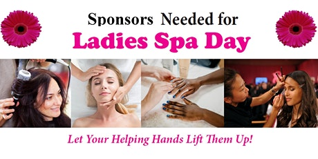 Ladies Spa Day Sponsorships tickets