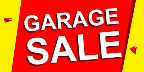 Garage Sale! Many Amazing & Awesome Items! MILPITAS! tickets