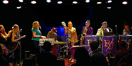 Mardi Gras Mambofest with Rhythmtown-Jive and the K Girls tickets