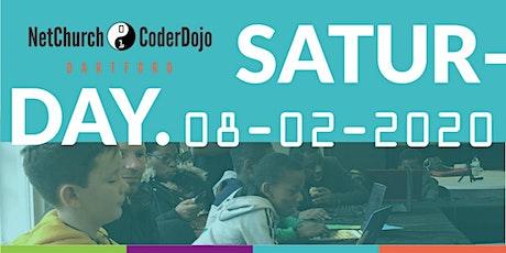 February 8, 2020 Coderdojo tickets