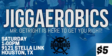 JiggAerobics Dance Cardio Workout Houston tickets