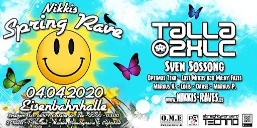 Nikkis Spring Rave