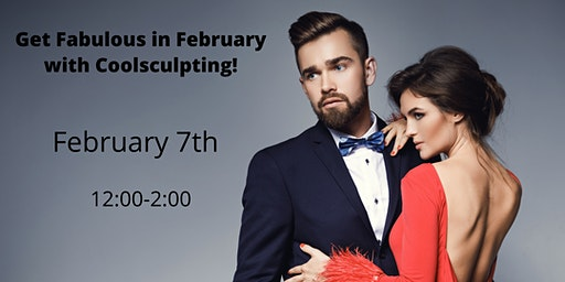 Get Fabulous in February with Coolsculpting
