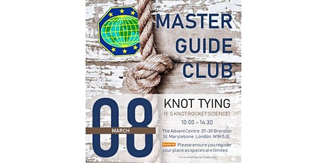 Master Guide Club: Knot Tying  tickets