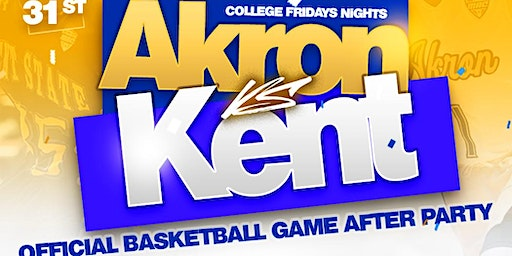AKRON VS KENT B-BALL OFFICIAL AFTER PARTY AT KARMAZ LOUNGE