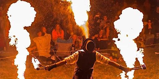 Redding Fire Festival 2020
