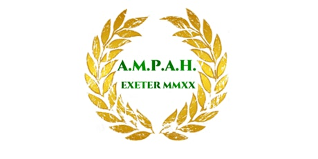AMPAH 2020 tickets