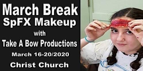 March Break SpFX Makeup