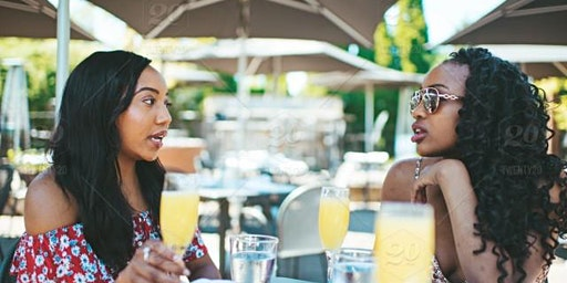 Poetry and Mimosas Day Party
