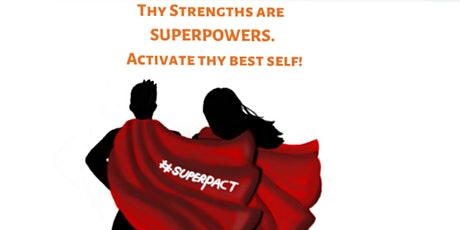 SUPERpower Character Strengths Mini Training tickets