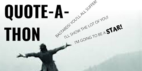 Withnail and I Quote-A-Thon tickets