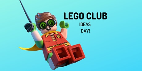 LEGO Club: Ideas Day tickets