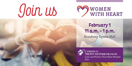 Women With Heart tickets