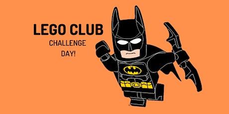 LEGO Club: Challenge Day tickets