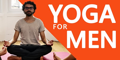 Copy of Hatha Yoga for Men tickets