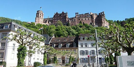 Single-Wanderung Heidelberg – Königsstuhl (30-50) Tickets
