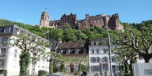 Single-Wanderung Heidelberg – Königsstuhl (30-50)
