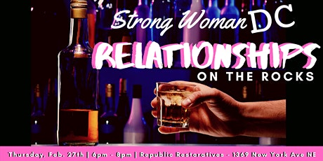 Relationships On The Rocks tickets