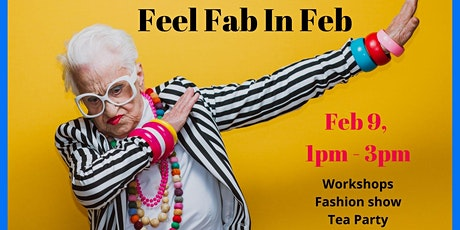Fashion Event - Feel Fab In Feb tickets