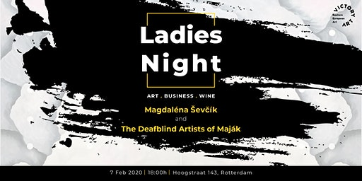 Ladies Night | Art, Business, And Wine | Art Rotterdam Week 2020