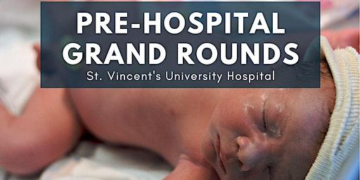 Pre-Hospital Grand Rounds - Obstetrics - SVUH - Feb 2020