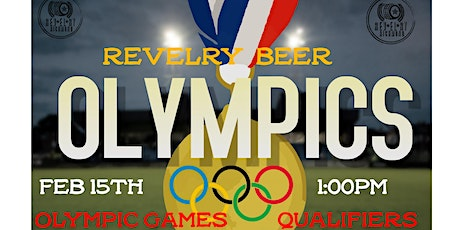 Revelry Bar Olympics tickets