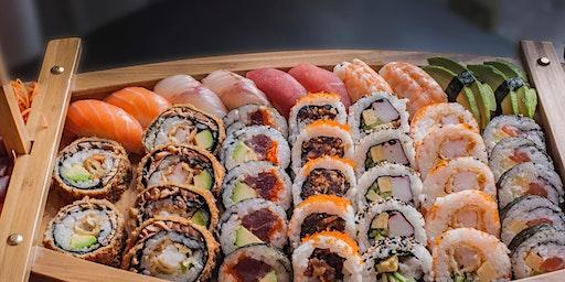 """Kochkurs """"Sushi"""" - Maki, Futomaki, Uramaki und Nigiri"""
