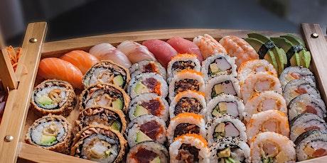 """Kochkurs """"Sushi"""" - Maki, Futomaki, Uramaki und Nigiri  Tickets"""